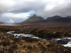 Cuillin Hills, Walking, Munroe, Waterfalls, Fairy Pools